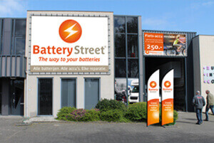 Battery Street Eindhoven