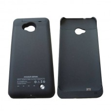 POWER CASE COVER FOR HTC ONE 4200mAh