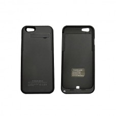 POWER CASE COVER IPHONE 6 3200mAh BLACK