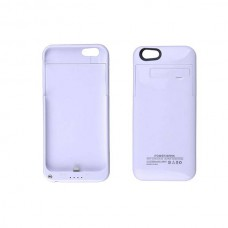 POWER CASE COVER IPHONE 6 3200mAh WHITE