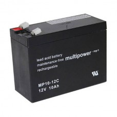 ANDERE ACCU MULTIPOWER MP10-12C 12V 10AH