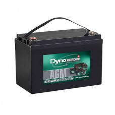 AGM BATTERY 12V 129.8AH/C20 115.5AH/C5 M8