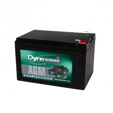 AGM BATTERY 12V 16.4AH/C20 14.7AH/C5 T2