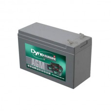 AGM BATTERY 12V 7,7AH/C20 6,3AH/C5 T1