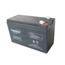 AGM BATTERY 12V 7AH/C20 6AH/C5 T1