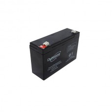 AGM BATTERY 6V 10AH/C20 8.5AH/C5 T1