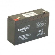 AGM BATTERY 6V 12AH/C20 10.2AH/C5 T2