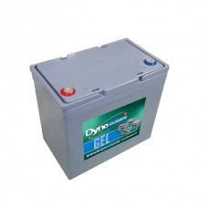 GEL BATTERY 12V 59,7AH/C20 49,7AH/C5 M6